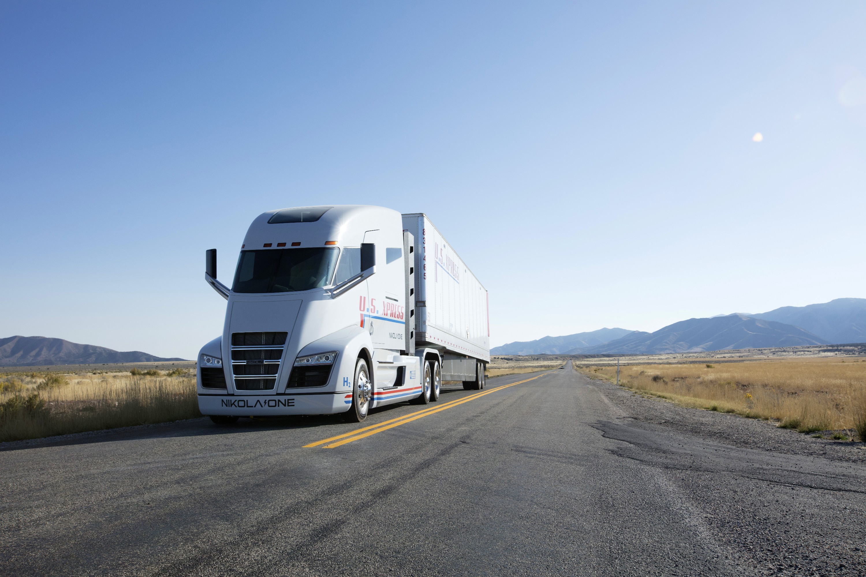 Nikola one usxpress4